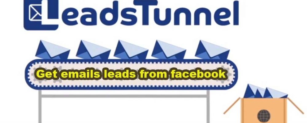 How to Pull Leads (emails) Out of Facebook